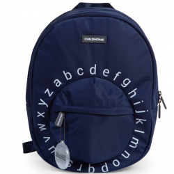 Detský batoh Kids School Backpack Navy White