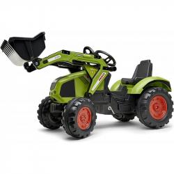 Traktor Claas Axos 330 s přední lžící