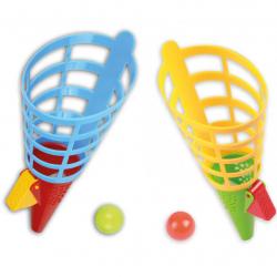 Basketbal 2 hry sa 2 loptičky
