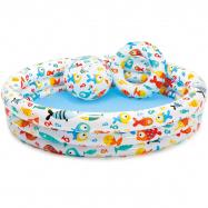 Bazénový set Rybičky
