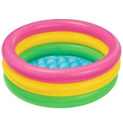 Bazén 3 kruhový detský 86x25 cm