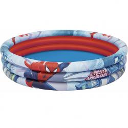 Nafukovací bazén - Spiderman, 152 cm priemer, výška 30 cm