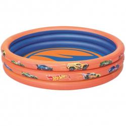 Nafukovací bazénik Hot Wheels, priemer 1,22m, výška 25cm