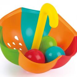Hračky do vody - Dáždnik s loptičkami