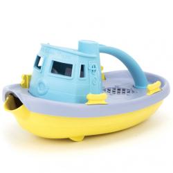 Green Toys Loďka modro žltá