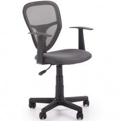 Detská otočná stolička SPIKER šedá