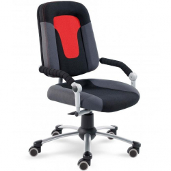 Rosnące krzesełko Freaky Sport 08 371 - czerwony w środku