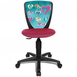Rostoucí židle S' Cool NIKI srdíčka