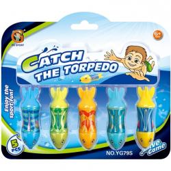 Catch torpedo gra
