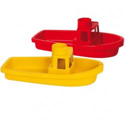 Gowi loďka červená alebo žltá 1 ks
