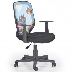 Dětská otočná židle Kiwi City