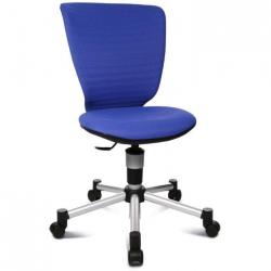 Rostoucí židle TITAN JUNIOR 3D modrá