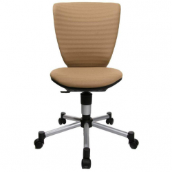 Rostoucí židle TITAN JUNIOR 3D hnědá