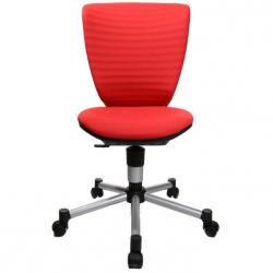 Rostoucí židle TITAN JUNIOR 3D červená
