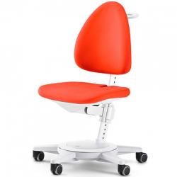 Rastúca stolička  MAXIMO Orange, biely rám