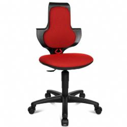 Rostoucí židle Ergo S' Cool červená