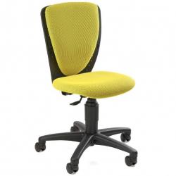 Rostoucí židle High S' Cool žlutá