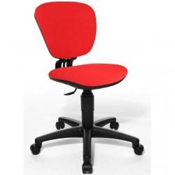 Rostoucí židle High Kid červená