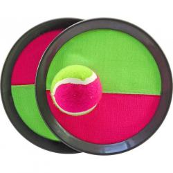 Lambáda / Catch ball hra s loptičkou 19cm v sieťke