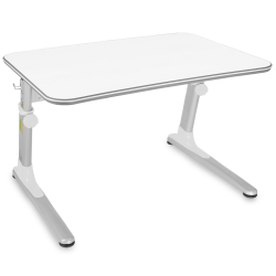 Rastúci stôl JUNIOR 32W1 18 biely