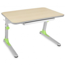 Rastúci stôl Junior zelený