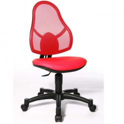 Rostoucí židle Open Art Junior červená