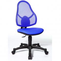 Rostoucí židle Open Art Junior modrá