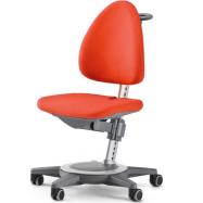 Rostoucí židle MAXIMO Orange oranžová, šedý rám