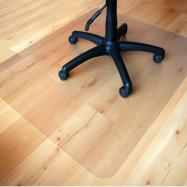 Podložka pod židli na všechny povrchy 130 x 120 cm