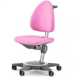 Rostoucí židle MAXIMO Rosa-šedý rám