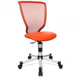 Rostoucí židle Titan Junior oranžová