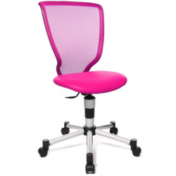 Rostoucí židle Titan Junior růžová
