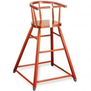 Jídelní židlička Sandra nerozkládací