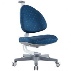 Rosnące krzesełko Klara od 3 lat niebieskie