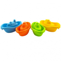 Lodičky do vody 4ks - 11 cm