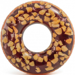 Nafukovací kruh čokoládový donut 1,14