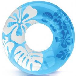 Kruh plávacie Kvety 91 cm