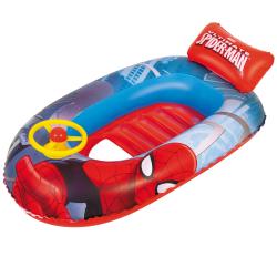 Nafukovací malý čln - Spiderman, 112x70 cm