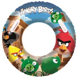 Nafukovací kruh veľký - Angry Birds