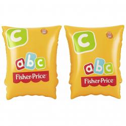 Rukávky Fisher Price nafukovacie 25x15 cm 3-6 let v krabičke