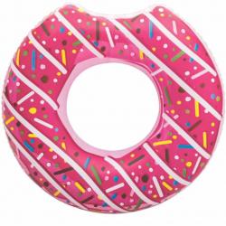 Kruh donut nafukovacie 107 cm 12 rokov 2druhy v krabičke
