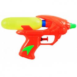 Pištoľ vodná 3 farby