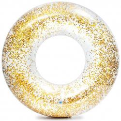 Kruh plávacie flitrový