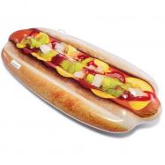 Dmuchany materac do pływania Hotdog