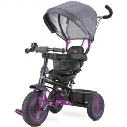 Detská trojkolka Toyz Buzz purple