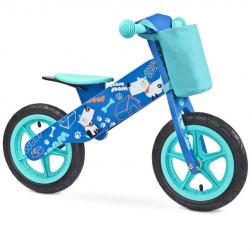 Detské odrážadlo bicykel Toyz Zap blue