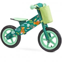 Detské odrážadlo bicykel Toyz Zap green