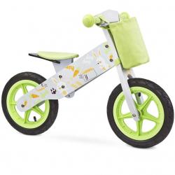 Detské odrážadlo bicykel Toyz Zap grey