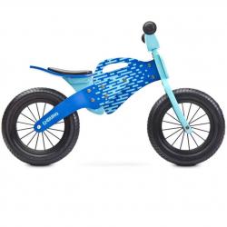 Detské odrážadlo bicykel Toyz Enduro blue