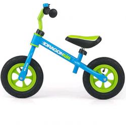 Detské odrážadlo bicykel Dragon Air blue